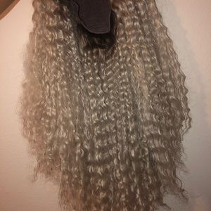 Accessories - Lace front wig